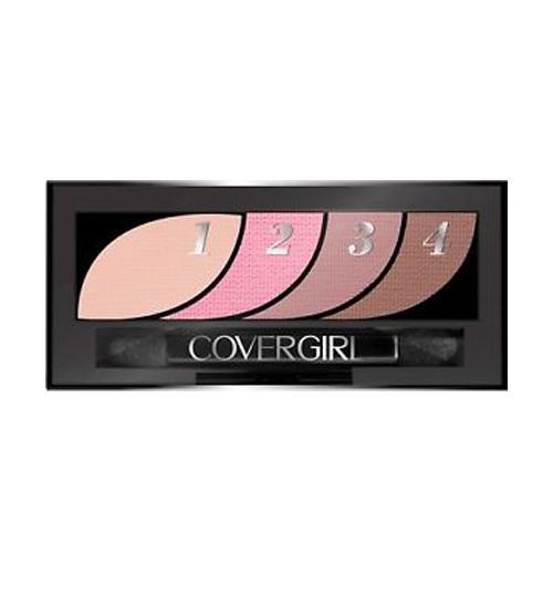 CoverGirl Eye Shadow Quads, Blooming Blushes - Grocery Deals