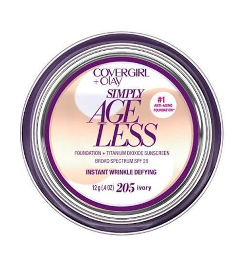 CoverGirl Simply Ageless 220 Creamy Natural - Grocery Deals
