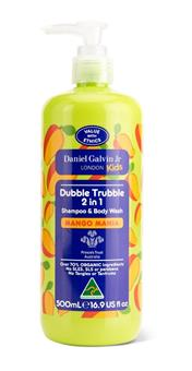 Dubble Trubble 2 in 1 Shampoo and Body Wash - Grocery Deals