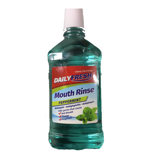 Daily Fresh Mouth Wash - Grocery Deals