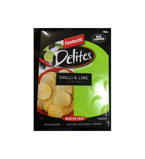 Fantastic Delites Chilli & Lime