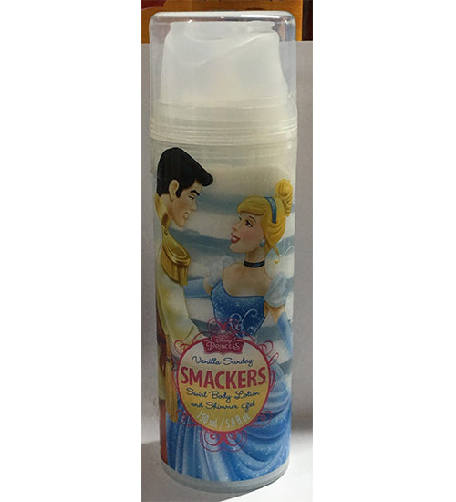 Disney Princess Body Lotion and Shimmer Gel - Grocery Deals