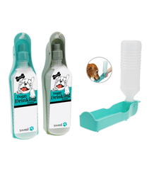 Dog Drinking Bottle 500ml - Grocery Deals