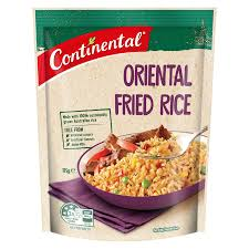 Continental Oriental Fried Rice