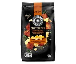 Red Rock Deli Deluxe Crisps