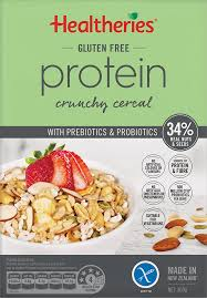 Healtheries Gluten Free Crunchy Cereal