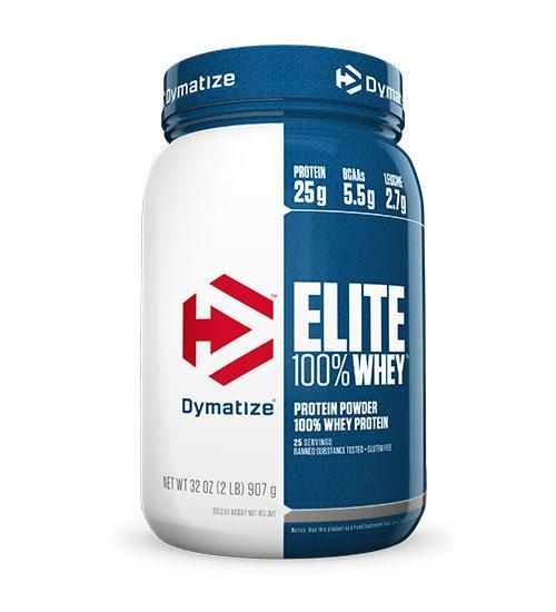 DYMATIZE 100% ELITE WHEY PROTEIN 2LB - Grocery Deals
