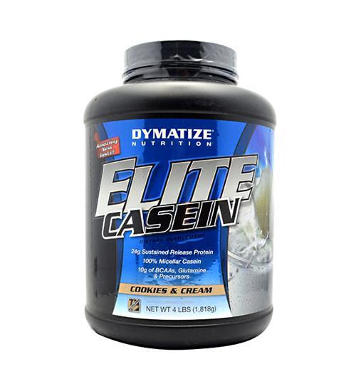 DYMATIZE ELITE CASEIN 4LB - Grocery Deals