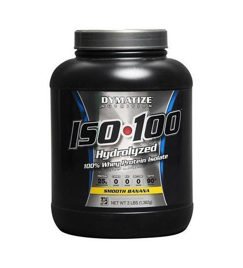 Dymatize ISO-100 Protein 3lb - Grocery Deals