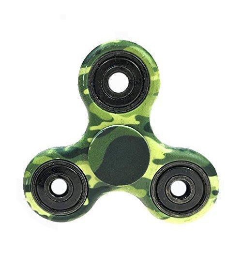 Krazy Fidget Spinner - Camo Edition - Grocery Deals