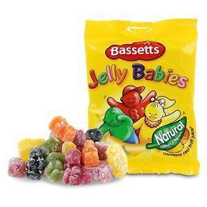 Maynards Bassetts Jelly Babies 190gm - Grocery Deals