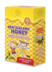 New Zealand Honey Sweets for Kids 180g - Grocery Deals