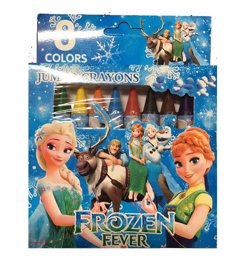 Frozen Crayons 8 pack - Grocery Deals