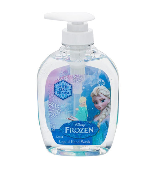 Frozen Liquid Hand Wash with Elsa Charm 220mL - Grocery Deals