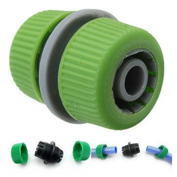 1/2 Inch Water Hose Repair Connector Garden Plastic Water Pipe Extend Fast Connector - Grocery Deals