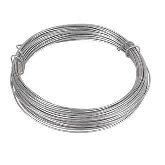 1.2mm x 20m Galvanised Garden Wire - Grocery Deals