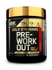 Optimum Nutrition Gold Pre-Workout - Grocery Deals