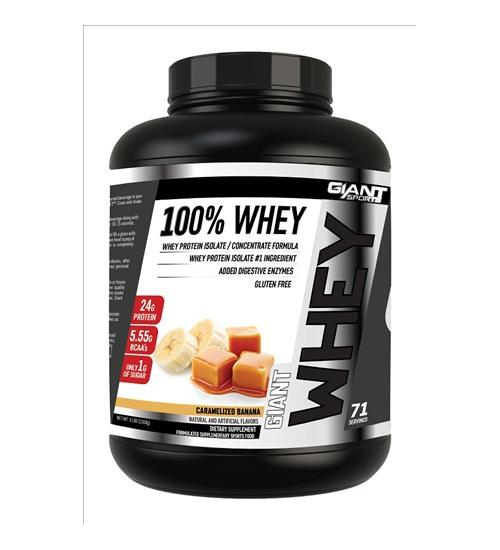 Giant Sports 100% Whey - Grocery Deals