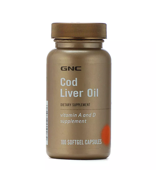 GNC Cod Liver Oil - Grocery Deals