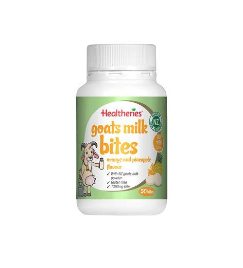 Healtheries Goats Milk Bites