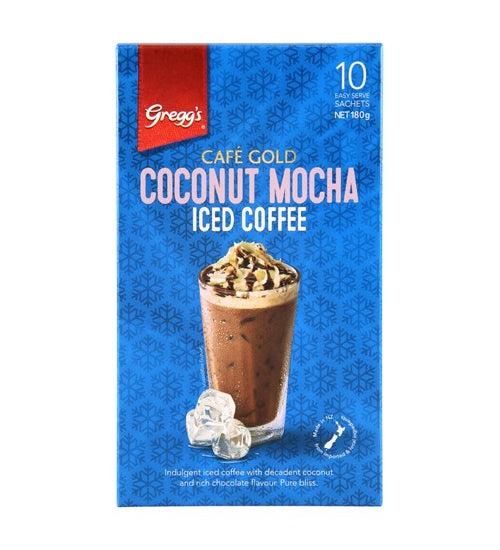 Greggs Cafe Gold Coffee Mix Iced Coffee Mocha - Grocery Deals