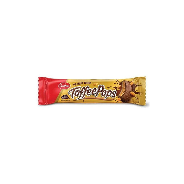 Griffins Toffee Pops Peanut Choc - Grocery Deals