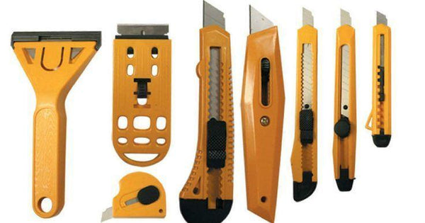 8 Piece Knife Cutter Set - Grocery Deals
