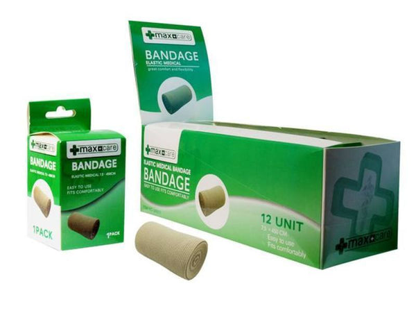 1 Pack Elastic Medical Bandage (7.5 x 450cm) - Grocery Deals