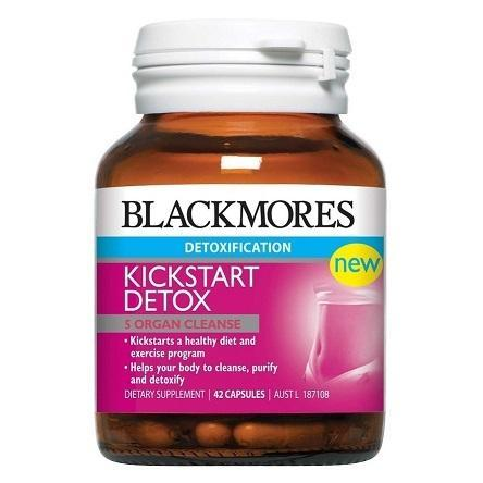 Health & Beauty - Blackmores KickStart Detox
