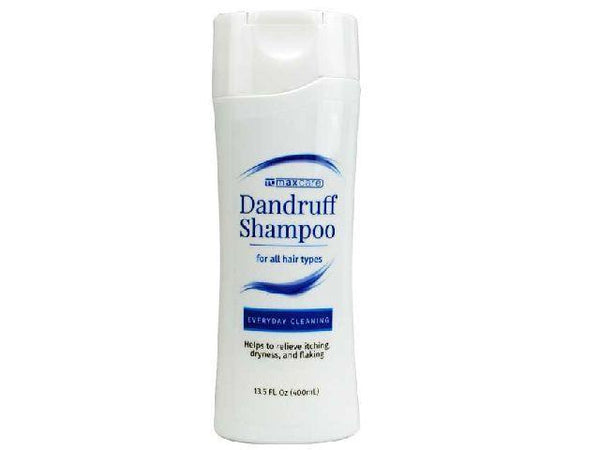 Dandruff Shampoo for all Hair types 400ml - Grocery Deals