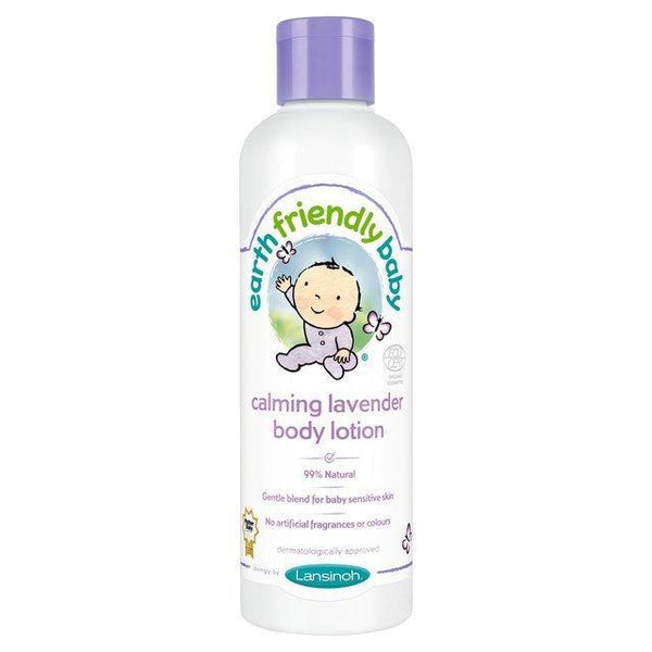 Earth Friendly Baby Soothing chamomile Body Lotion E 250ml - Grocery Deals