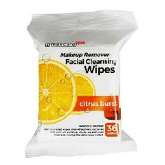 Makeup Cleansing wipes Scented 36's - Citrus Burst - Grocery Deals