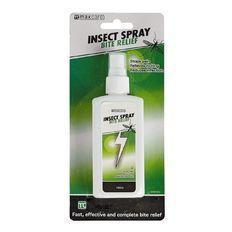 Maxcare Insect Bite Relief Spray 100ml - Grocery Deals