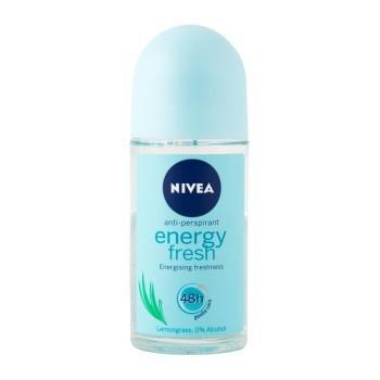 Nivea Energy Fresh Roll On 50ml - Grocery Deals