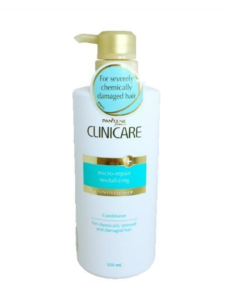 Pantene Clinicare Micro-Repair Conditioner 550ml - Grocery Deals