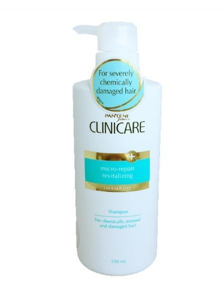 Pantene Clinicare Micro-Repair Shampoo 550ml - Grocery Deals