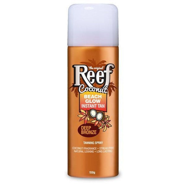 Reef Deep Bronze Self Tanning Spray (150g) - Grocery Deals