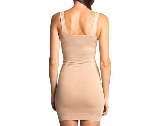 Seamless Reversible Under-Bust Slip - Grocery Deals