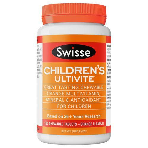 Health & Beauty - Swisse Kids Multi Ultivite