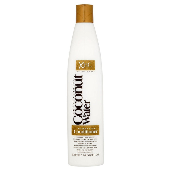 XHC Revitalising Coconut Water Conditioner, 400 ml - Grocery Deals