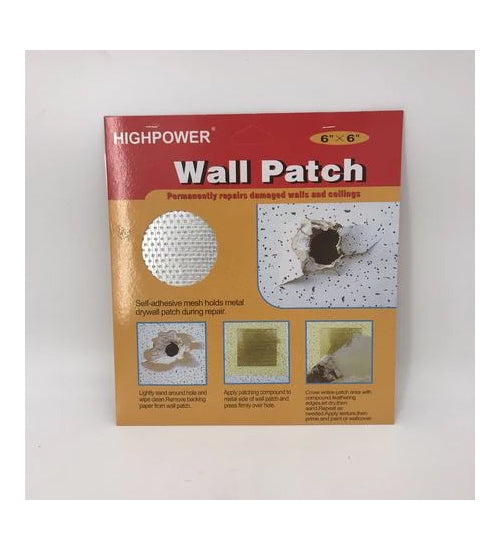 Wall Patch DIY Kit - Grocery Deals