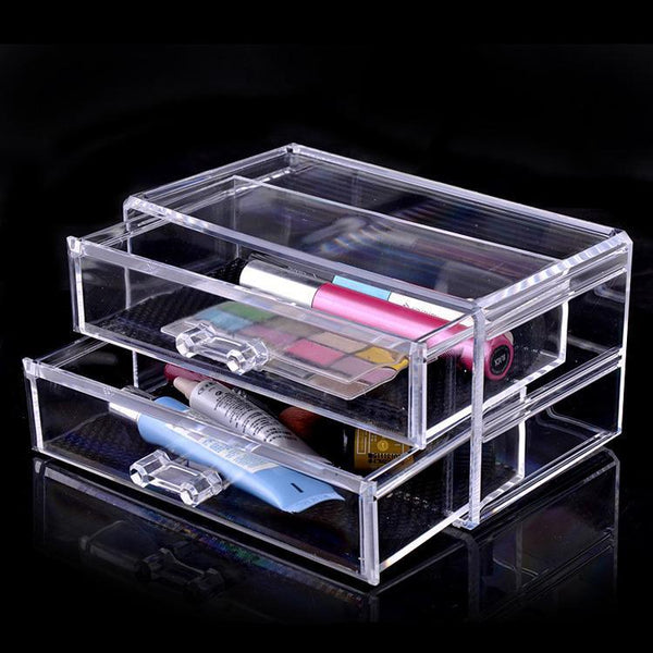 Acrylic Cosmetic Organiser SF-1005-3 - Grocery Deals