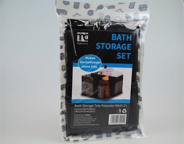 Home & Living - Bath Storage Set