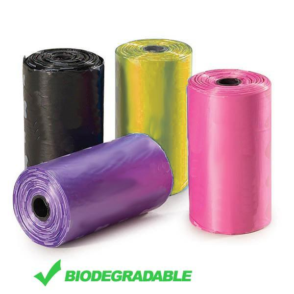 Biodegradable Scented Kitchen Garbage Bags - Grocery Deals