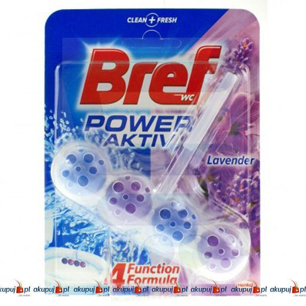 Bref Power Active Toilet Flush Lavender 50g - Grocery Deals