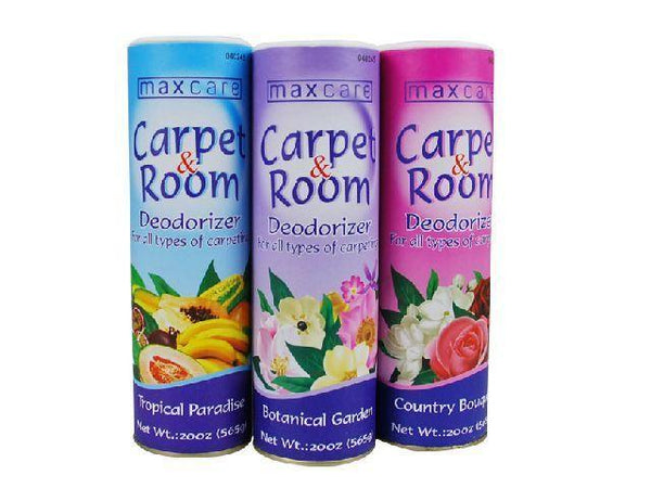 Carpet & Room Deodorizer - Botanical Garden - Grocery Deals