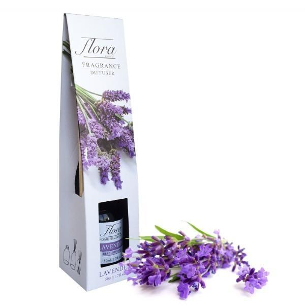 Flora Essense Fragrance Reed Diffuser - Lavender - Grocery Deals
