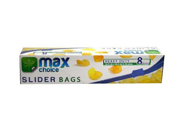 Heavy Duty Slider Bags - Grocery Deals