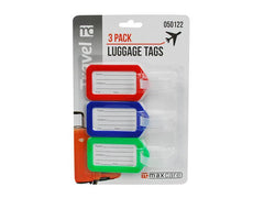 Luggage Tags 3pcs - Grocery Deals