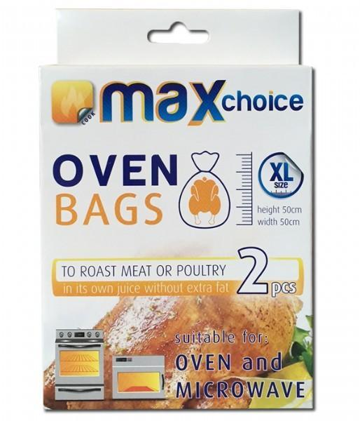 Max Choice Oven Bags XLarge - 2 Bags - Grocery Deals
